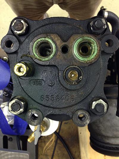 Jaguar XJ6 Air Conditioning Repair