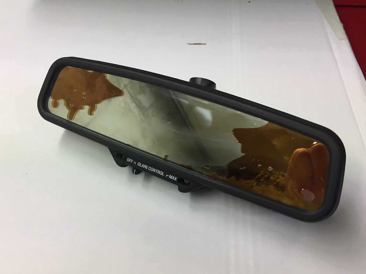 How To Fix Rear View Mirror >> Range Rover Classic Rear View Mirror Fix